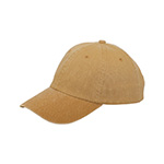 Low Profile Heavy Cotton Oxford Washed Cap