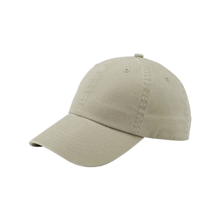 6883-Low Profile (Uns) PET SPUN Washed Cap