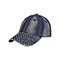 Main - 6889A-Diamond Plate Washed Cap