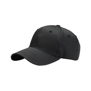 6901B-Poly Cotton Twill Cap