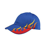 Low Profile (Str) Flame Cap