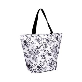 1519-Floral Tote Bag