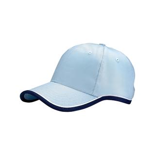 6966-Low Profile (Str) Dlx Brushed Cotton Twill Cap