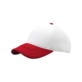 6971-Low Profile (Str) Deluxe Mesh Cap