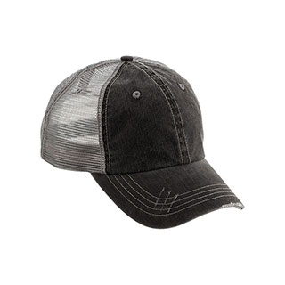 Wholesale Washed Herringbone Cotton Twill Trucker Cap - Vintage Fashion Caps  - Baseball Caps - Mega Cap Inc 3568b4c40184