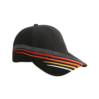 6995-Low Profile (Soft Str) Dlx Brushed Cap