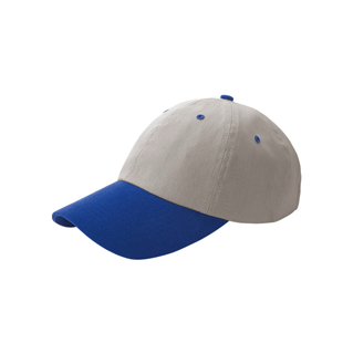 7616-Low Profile (Uns) Heavy Brushed Cotton Twill Cap
