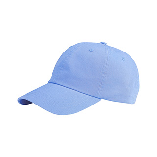 7652A-Low Profile (Uns) Dyed Cotton Twill Cap