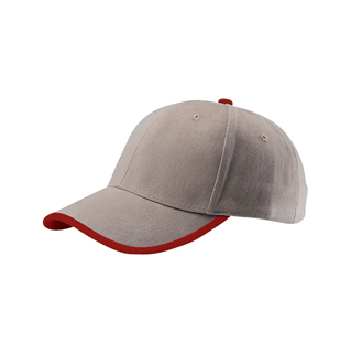 7657-Low Profile (Str) Heavy Brushed Cotton Twill Cap