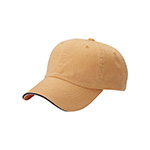 Low Profile (Unstructured) Washed Twill Cap