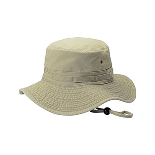 5b4cec193f1 Wholesale Pigment Dyed Twill Washed Bucket Hat - Outdoor   Casual Bucket  Hats - Bucket Hats - Mega Cap Inc