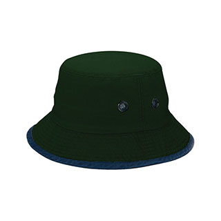 7821-Cotton Twill Washed Bucket Hat