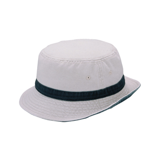 7822-Cotton Twill Washed Bucket Hat