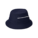 Nylon Oxford Bucket Hat