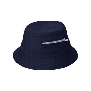 7877-Nylon Oxford Bucket Hat