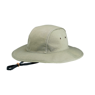 7911-Washed Cotton Twill Bucket Hat