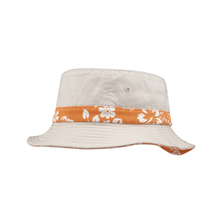 7916-Cotton Twill Washed Bucket Hat