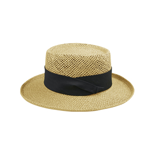 8001CP-Gambler Shape Toyo Hat