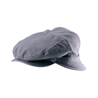 2117-Washed Ivy Cap W/Flap