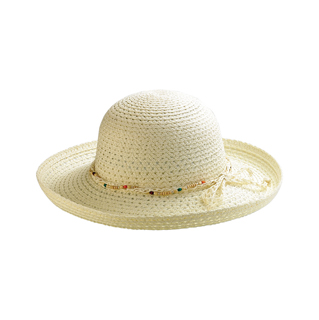 8145-Sewn Braid Toyo Hat