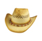 Main - 8177-Outback Tea Stained Toyo Straw Cowboy Hat