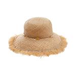 Ladies' Raffia Straw Hat