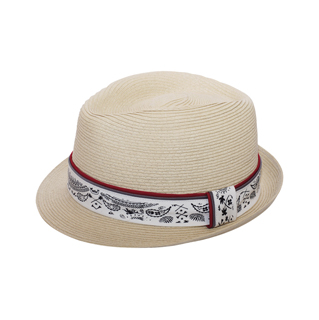 8196-Men's Fashion Fedora Hat