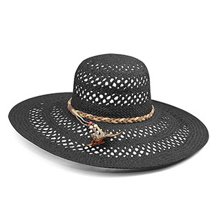 8212-Infinity Selections Ladies Fashion Toyo Hat