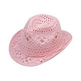 Ladies' Toyo Fedora Hat