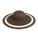 Ladies' Wide Brim Fashion Toyo Hat