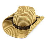 Infinity Selections Ladies' Fashion Cowboy Hat