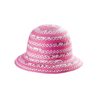8507Y-Girls' Sewn Braid Hat