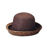LADIES' FELT HAT