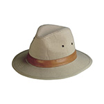 Washed Cotton Twill Hat