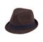 Main - 8932-Felt Fedora Hat