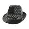 Main - 8936-Jacquard Fedora Hat