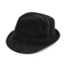 Main - 8948-Infinity Selections Polyester Denim Fedora Hat