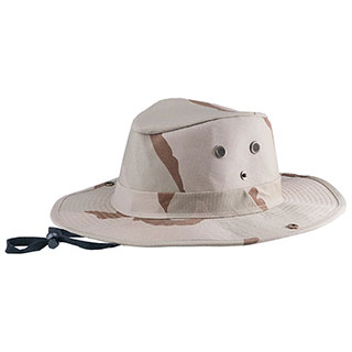 9001A-Camouflage Twill Hunting Hat