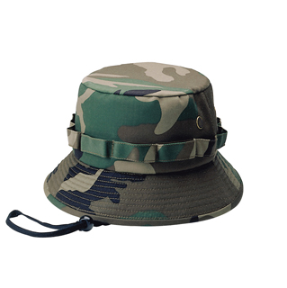 9002A-Camouflage Twill Hunting Hat
