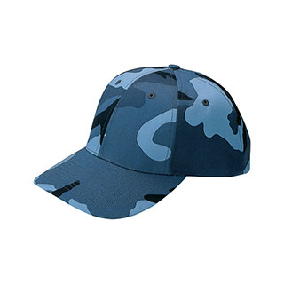 9005A-Low Profile Camouflage Twill Cap