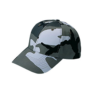 9005BY-Youth Low Profile (Uns) Camo Twill Cap
