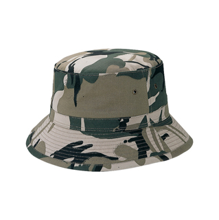 9007-Camouflage Twill Hunting Hat