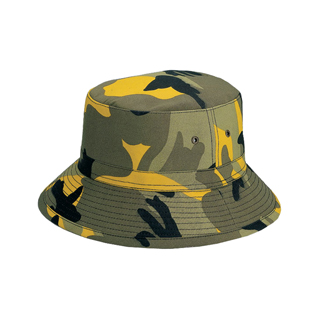 9007Y-Youth Camouflage Twill Hunting Hat