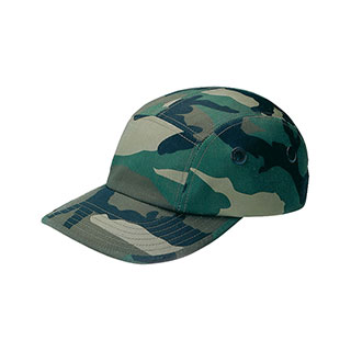 9009A-Camouflage Twill Cap