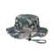 Main - 9013A-Washed Camouflage Twill Hunting Hat W/Self Fabric Chin Cord