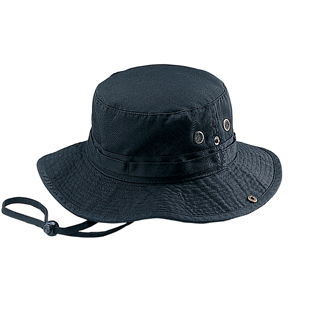 9013B-Cotton Twill Washed Hunting Hat