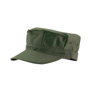 9015B-Camouflage Twill Army Cap