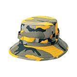 Camouflage Twill Bucket Hat