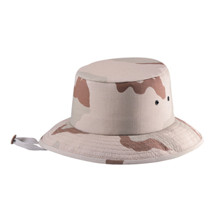 9023-New Desert Camouflage Bucket Hat