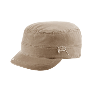 9036-Cotton Twill Washed Army Cap